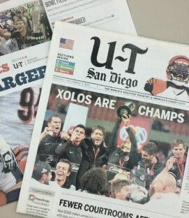 SD Union Tribune Xolos Are Champions!