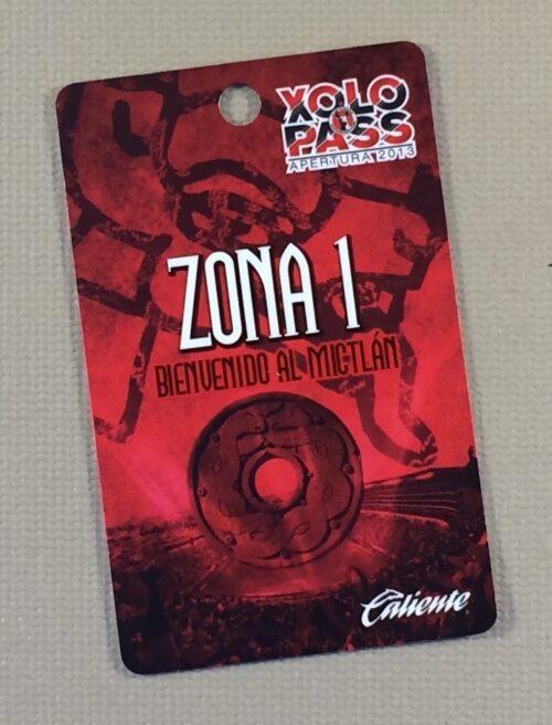 2013 Apertura XoloPass