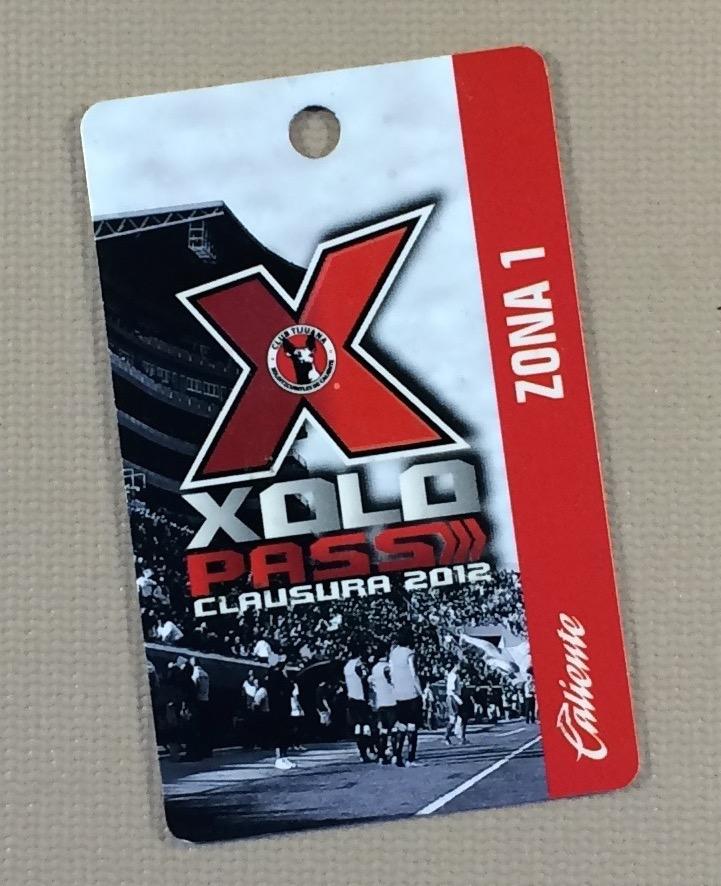 2012 Clausura XoloPass