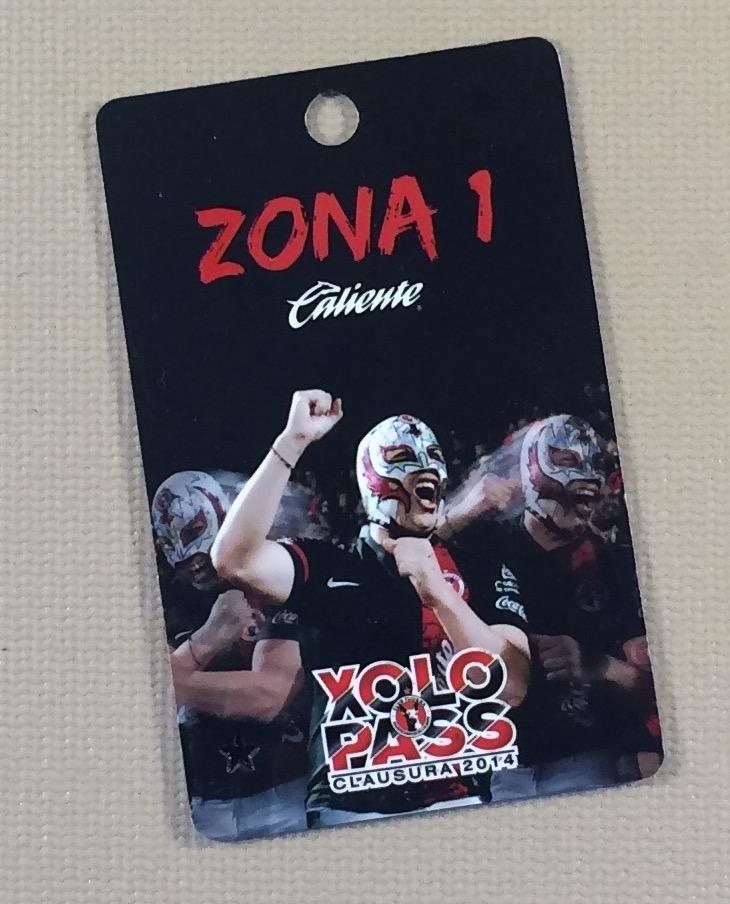 2014 Clausura XoloPass