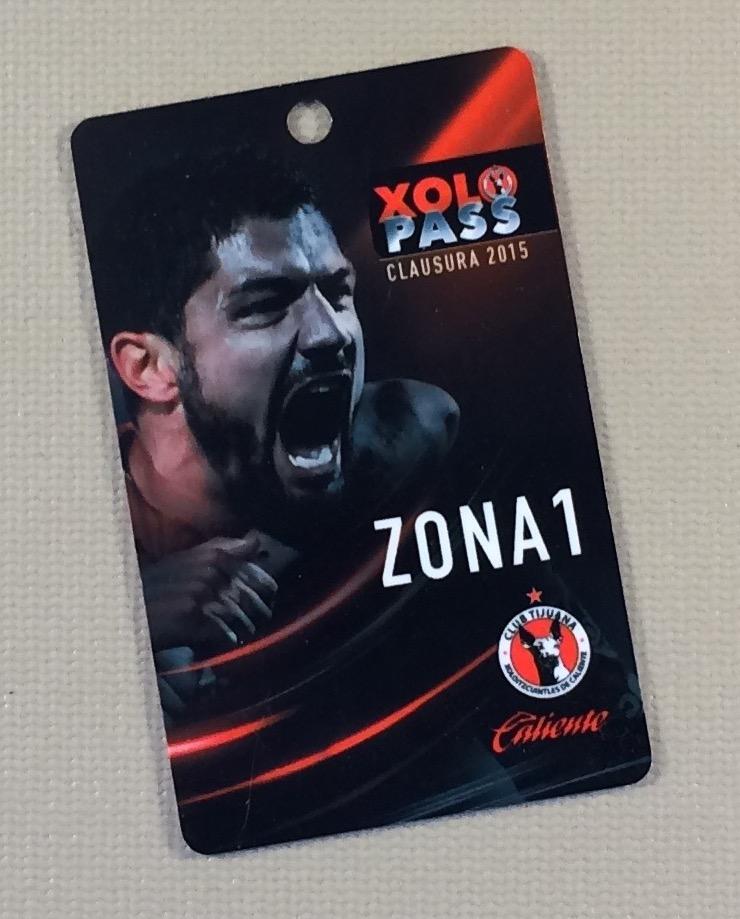 2015 Clausura XoloPass