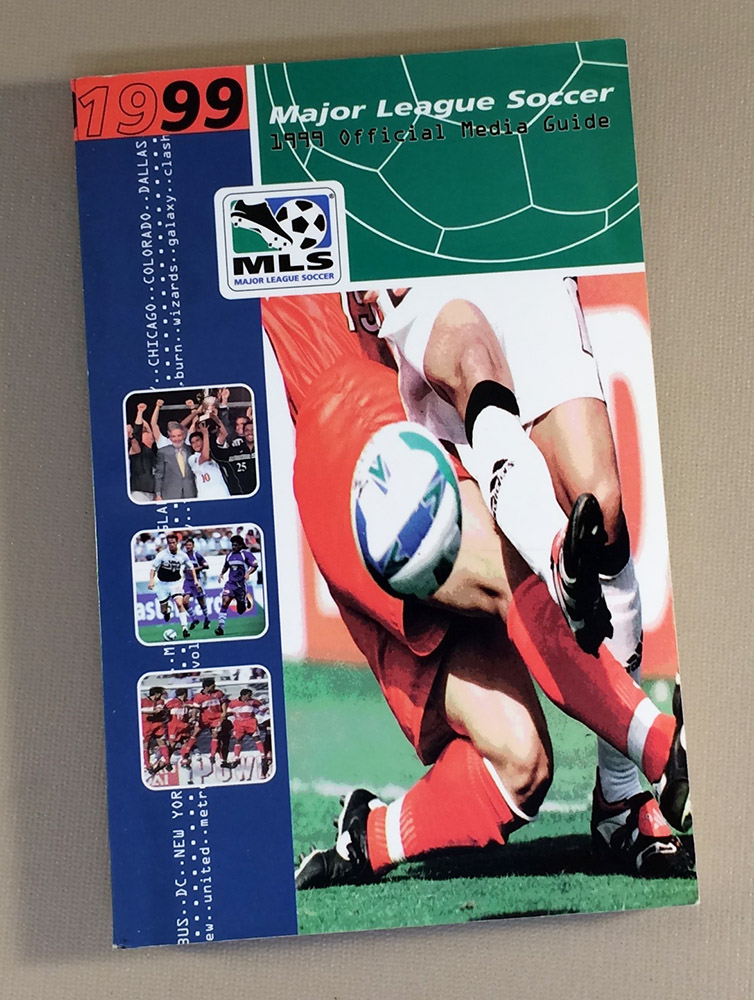 Major League Soccer 1999 Media Guide