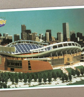 Invesco Field Colorado Rapids Postcard