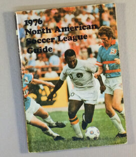 North American Soccer League 1976 Media Guide