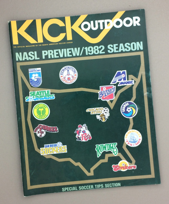 Kick Magazine 1982, NASL Preview