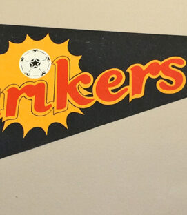 1978 Ft Lauderdale Strikers Team Pennant
