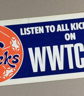 Minnesota Kicks Bumper Sticker