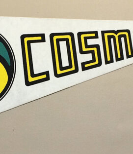 1978 New York Cosmos Team Pennant