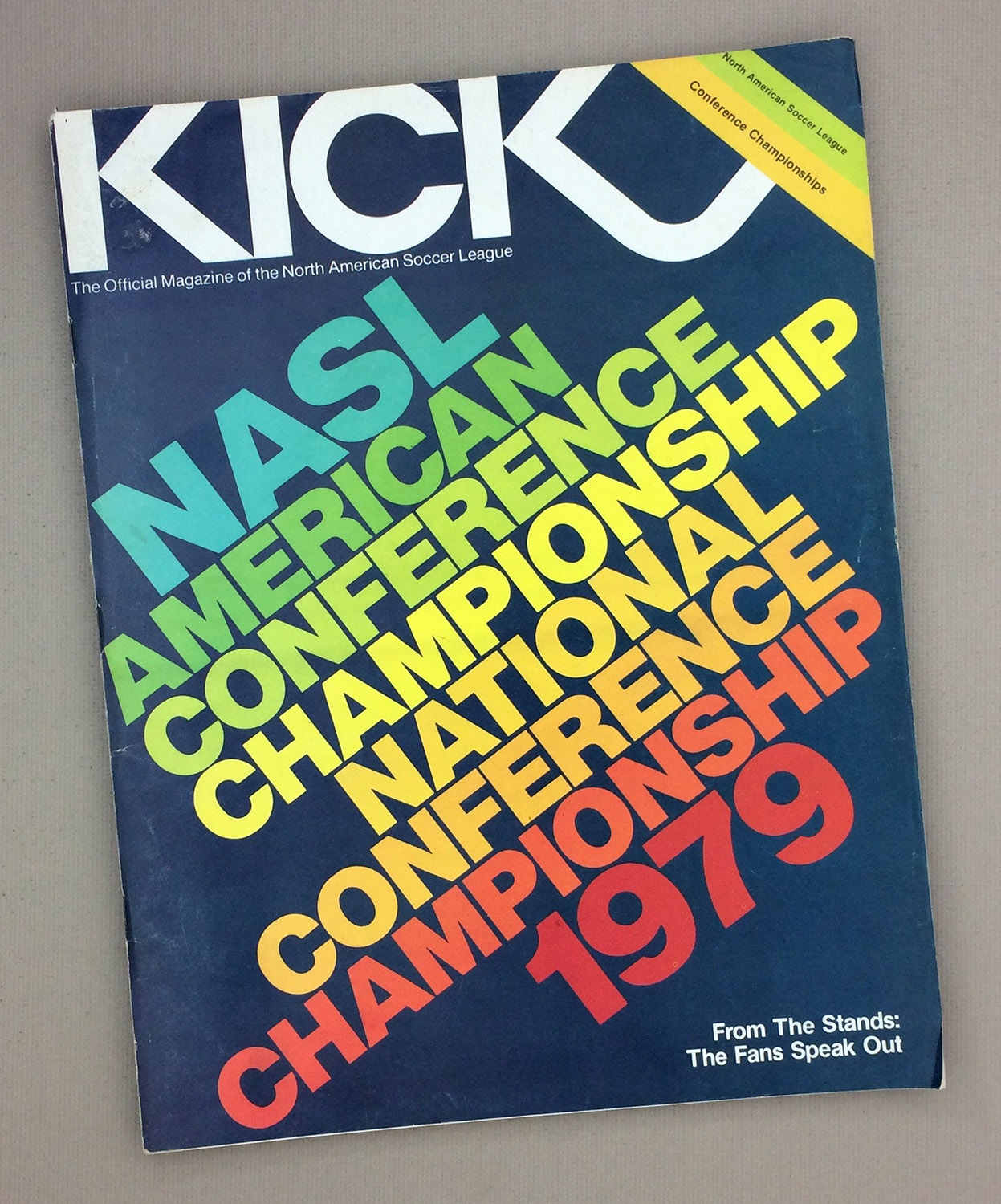 Kick Magazine August 30th, 1979