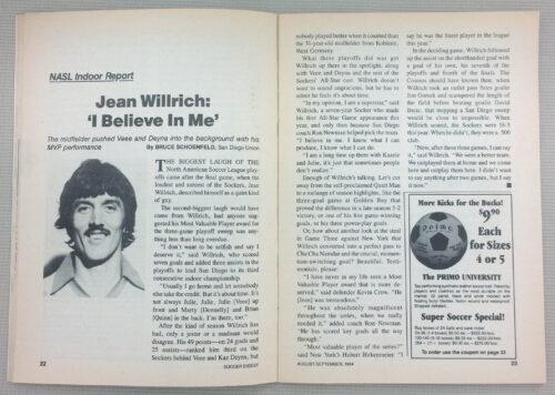 Jean Willrich I believe in me