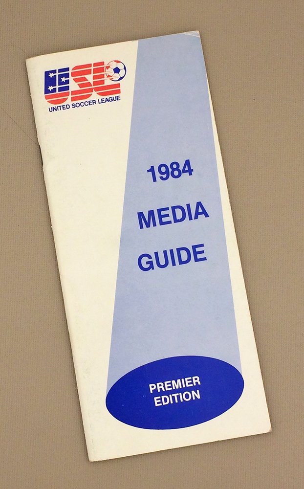 United Soccer League 1984 Media Guide