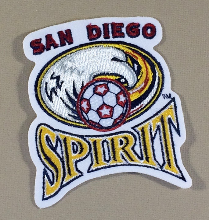 San Diego Spirit Patch