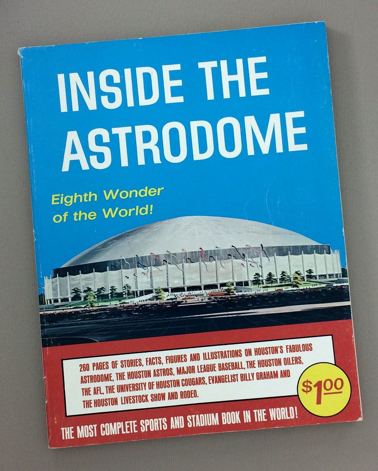 Inside The Astrodome