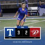 Lady Wildcats beat University 3-2