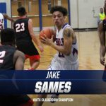 Jake Sames honored as a KWTX Classroom Champion