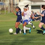 Lady Wildcats play Rudder to 0-0 draw
