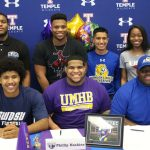 Seven Temple Wildcats bask in enjoyable, festive signing day