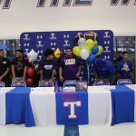 Temple High National Signing Day