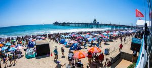 The US Open in Huntington Beach CA