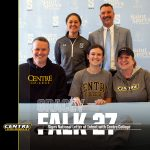 Gracey Falk Signs With Cente College