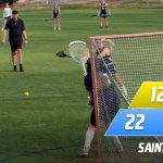 Saints Lax Wins