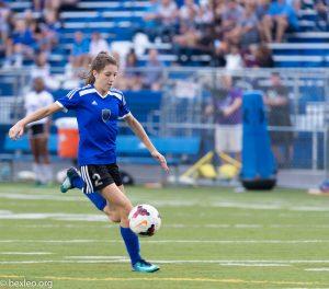 7-20-20 girls soccer vs Tosa west