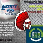 "Help Us Raise $6,000 for our Athletes on 8/25! Liberty Ford ""Drive One 4UR School"" Event at PSH"