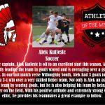 PSH Athlete of the Week: Alek Kutlesic