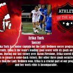 PSH Athlete of the Week: Erika Turk