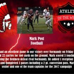 PSH Athlete of the Week: Tom Domke and Mark Post