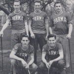 Throwback Thursday: circa September 1948 Parma Redmen State Qualifying Golf team