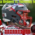 PSH Homecoming game is this Week: Friday, October 6th vs University School