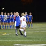 Pictures of Girls Soccer vs Bay