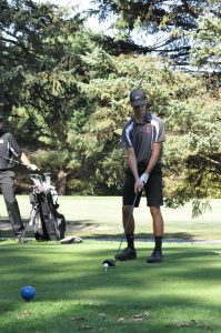 Pictures of Golf at OHSAA Sectionals