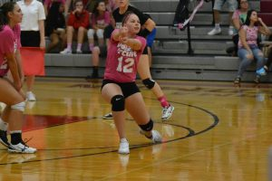 Pics from Volleyball vs Normandy: Volley for the Cure Game