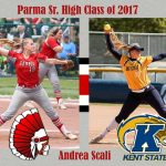 From Redmen to Golden Flash: 2017 Parma Senior High Grad Andrea Scali