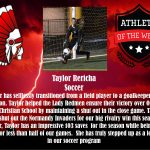 PSH Athletes of the Week: Taylor Rericha and Kaitlyn DiAngelo