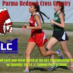 Redmen Cross Country Competes in the GLC Championship Meet on Saturday 10/14