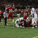 Throwback Thursday: 10/4/2013- Redmen Football beats Valley Forge on a dramatic goal line stand