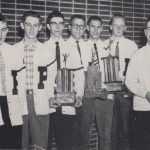 Throwback Thursday: 1959-Redmen Cross Country Team finishes as State Runner-Ups