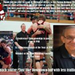 PSH Head Wrestling Coach Pat Semary retires after 16 years and 5 Conference Championships at PSH