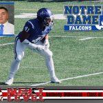 Next Level Redmen: Anthony DiDonato- Notre Dame College Falcons Football