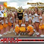 Next Level Redmen: Olivia Hoysak- Baldwin-Wallace University Yellow Jackets Cheerleading
