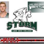 Next Level Redmen: Chayse Csongedi- Lake Erie College Storm Wrestling