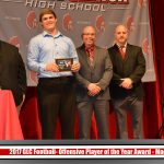 Redmen Football Player Mark Post named GLC Offensive Player of the Year