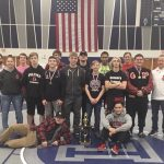 Redmen Wrestlers Open Season with a 3rd place finish at Lorain Tournament