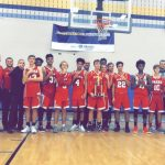 Redmen Boys Basketball Wins Independence Tournament