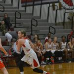 A Few Pics from Girls Basketball vs Normandy