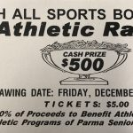 All-Sports Boosters Announce Cash Raffle Winner
