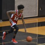 Pictures of Boys Basketball vs. Normandy